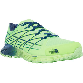 The North Face M's Ultra Endurance Shoes Power Green/Shady Blue
